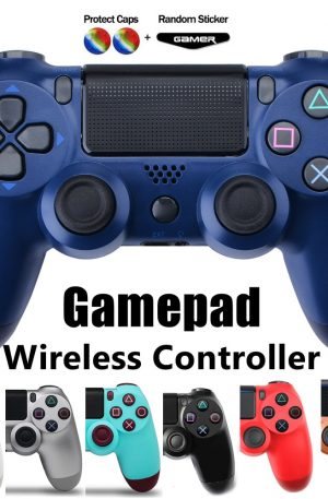 Wireless Bluetooth Controller For PS4 Gamepad